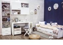 Пример мебель в детскую комнату ПАМП