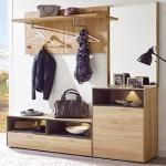 Примеры наборной мебели в прихожую АРТЕ цвет Дуб каменный/Графит