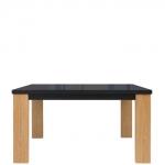 Стол обеденный раскладной STO 140 AROSA BRW (АРОСА БРВ)