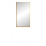 Зеркало навсное АРТЕ LUS цвет Графит/Дуб каменный